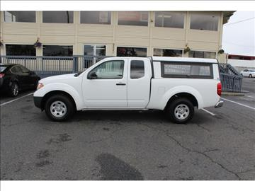 2012 Nissan Frontier for sale in Lakewood, WA