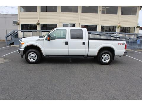 2014 Ford F-250 Super Duty for sale in Lakewood, WA