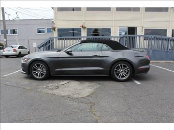 2017 Ford Mustang for sale in Lakewood, WA