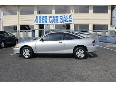 2000 Chevrolet Cavalier for sale in Lakewood, WA