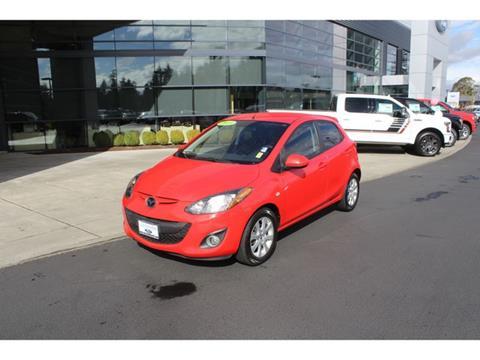 2013 Mazda MAZDA2 for sale in Lakewood, WA