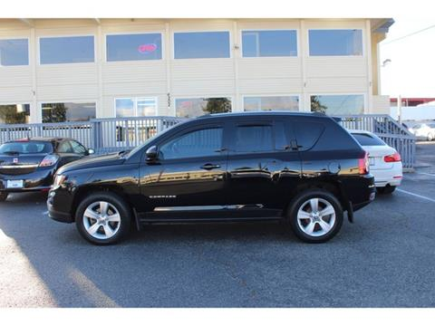 2014 Jeep Compass for sale in Lakewood, WA