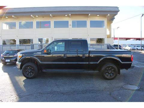 2013 Ford F-250 Super Duty for sale in Lakewood, WA