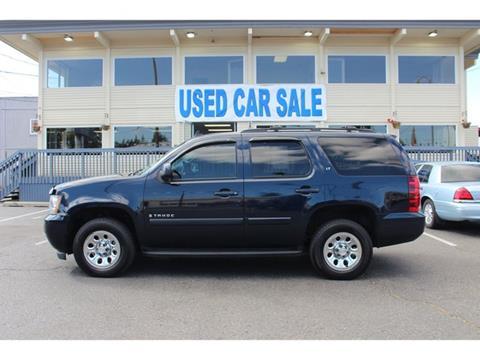 2008 Chevrolet Tahoe for sale in Lakewood, WA