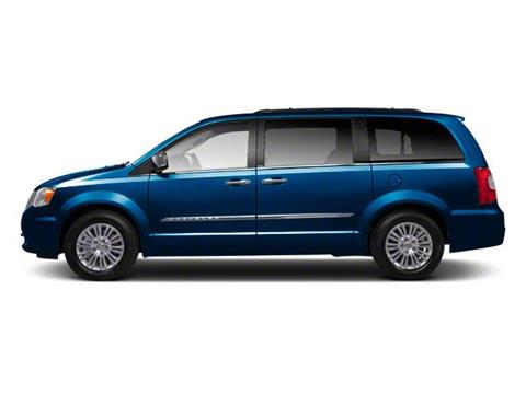 2011 Chrysler Town and Country for sale in Lakewood, WA