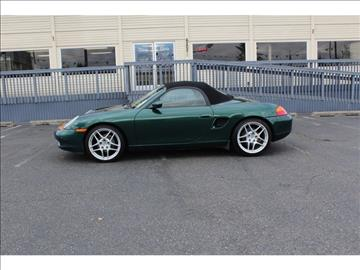 2002 Porsche Boxster for sale in Lakewood, WA