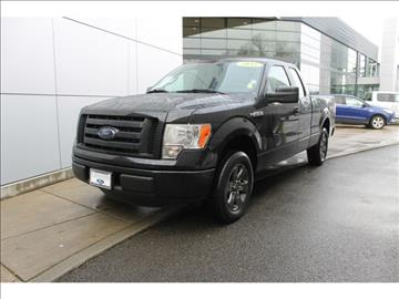 2012 Ford F-150 for sale in Lakewood, WA