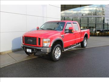 2008 Ford F-350 Super Duty for sale in Lakewood, WA