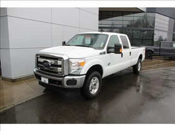 2015 Ford F-350 Super Duty for sale in Lakewood, WA