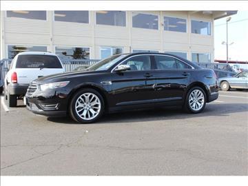 2016 Ford Taurus for sale in Lakewood, WA