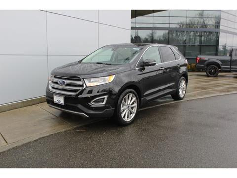 2017 Ford Edge for sale in Lakewood, WA
