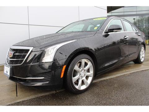2016 Cadillac ATS for sale in Lakewood, WA