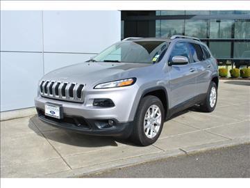 2015 Jeep Cherokee for sale in Lakewood, WA