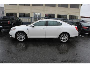 2015 Lincoln MKS for sale in Lakewood, WA