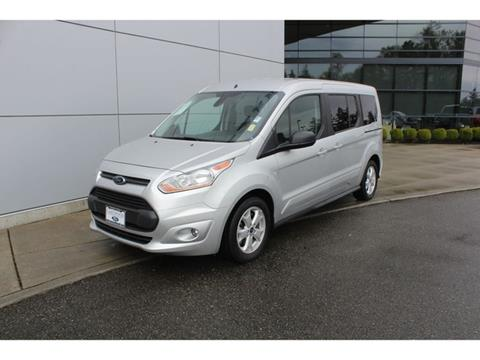 2016 Ford Transit Connect Wagon for sale in Lakewood, WA