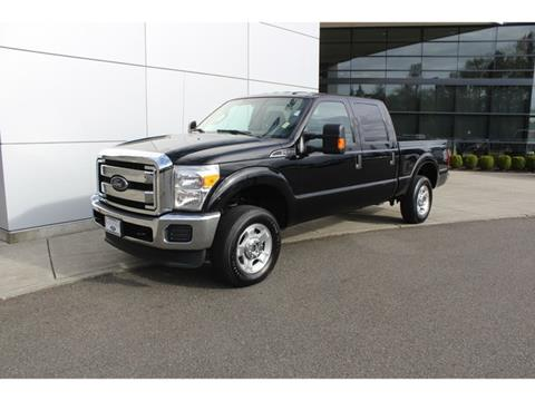 2016 Ford F-250 Super Duty for sale in Lakewood, WA