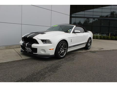 2013 ford shelby gt500 for sale - carsforsale