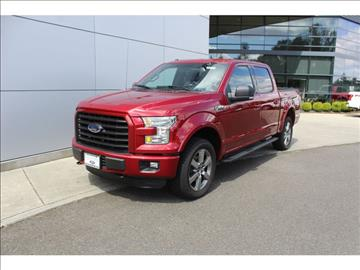 2016 Ford F-150 for sale in Lakewood, WA