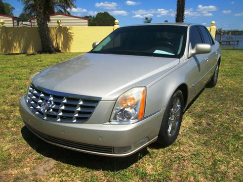 Used Cadillac Dts For Sale In Jacksonville Fl