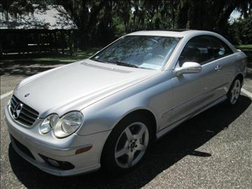 2005 Mercedes-Benz CLK for sale at Panama Motor Sales in Jacksonville FL
