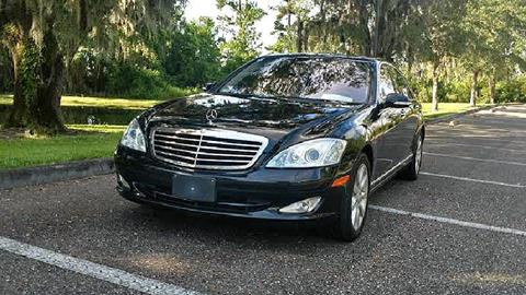 2008 Mercedes-Benz S-Class for sale at Panama Motor Sales in Jacksonville FL