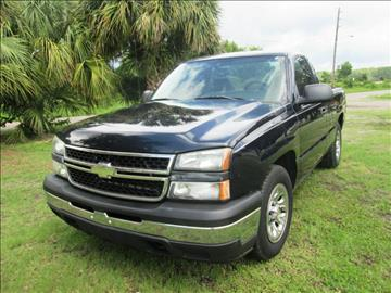 2007 Chevrolet Silverado 1500 for sale at Panama Motor Sales in Jacksonville FL