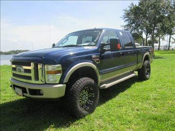 2008 Ford F-250 Super Duty for sale at Panama Motor Sales in Jacksonville FL
