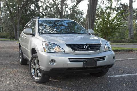 2007 Lexus RX 400h for sale at Panama Motor Sales in Jacksonville FL