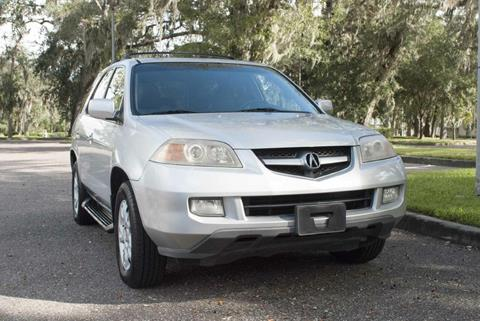 2004 Acura MDX for sale at Panama Motor Sales in Jacksonville FL