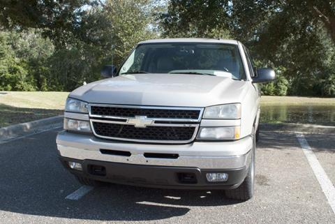 2006 Chevrolet Silverado 1500 for sale at Panama Motor Sales in Jacksonville FL