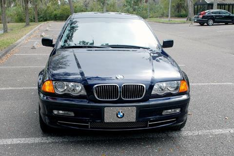 2001 BMW 3 Series for sale at Panama Motor Sales in Jacksonville FL