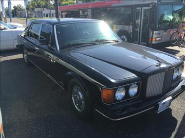 1994 Bentley Brooklands for sale at Panama Motor Sales in Jacksonville FL