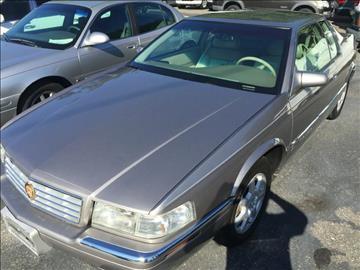 1998 Cadillac Eldorado for sale in Jacksonville, FL