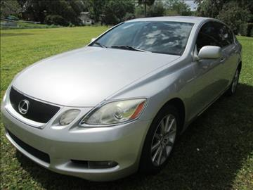 2006 Lexus GS 300 for sale at Panama Motor Sales in Jacksonville FL