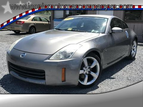 2008 Nissan 350Z for sale in Harrisonburg VA