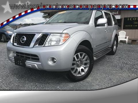 2010 Nissan Pathfinder for sale in Harrisonburg VA