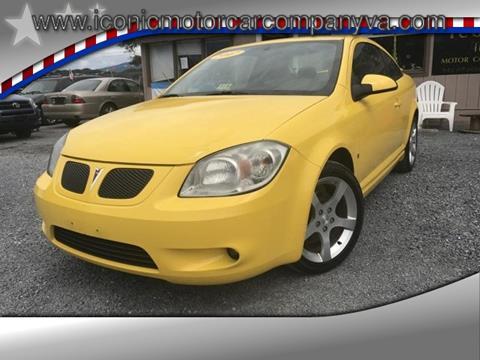 2007 Pontiac G5 for sale in Harrisonburg VA
