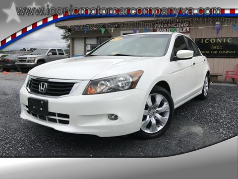 2010 Honda Accord for sale in Harrisonburg VA
