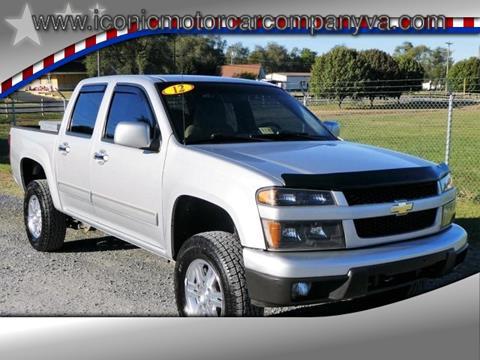 2012 Chevrolet Colorado for sale in Harrisonburg VA