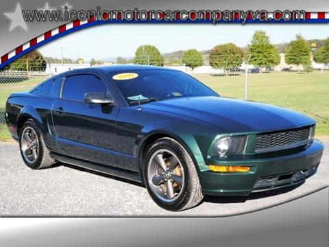 2009 Ford Mustang for sale in Harrisonburg VA