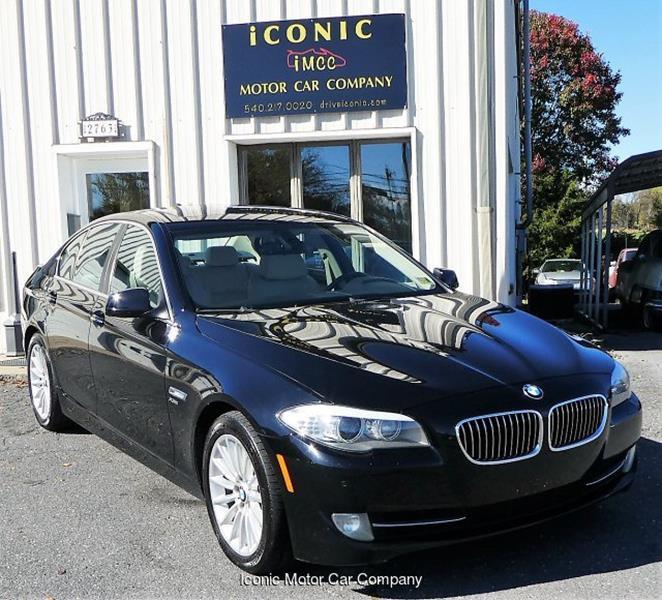 2011 BMW 5 Series 535i XDrive In Harrisonburg, VA