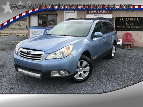 2011 Subaru Outback for sale in Harrisonburg VA