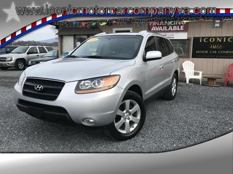 2008 Hyundai Santa Fe for sale in Harrisonburg VA