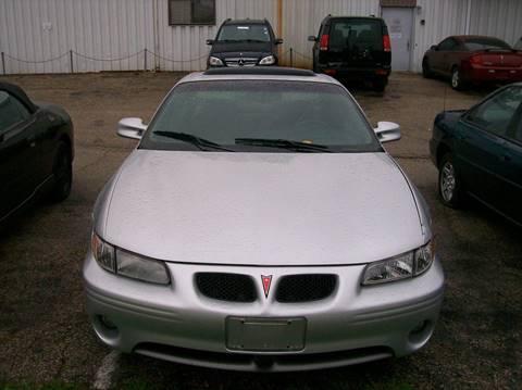 2002 Pontiac Grand Prix for sale in Fond Du Lac, WI