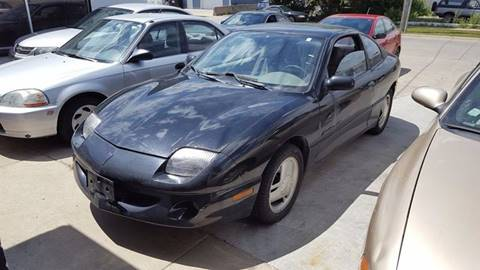 1998 Pontiac Sunfire for sale at GOOD NEWS AUTO SALES in Fargo ND