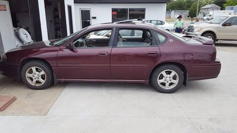 2005 Chevrolet Impala for sale at GOOD NEWS AUTO SALES in Fargo ND