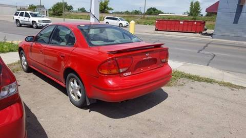 2000 Oldsmobile Alero for sale at GOOD NEWS AUTO SALES in Fargo ND