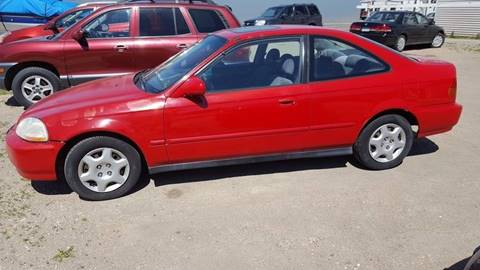 1998 Honda Civic for sale at GOOD NEWS AUTO SALES in Fargo ND