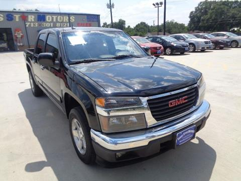 2010 GMC Canyon for sale in Houston, TX