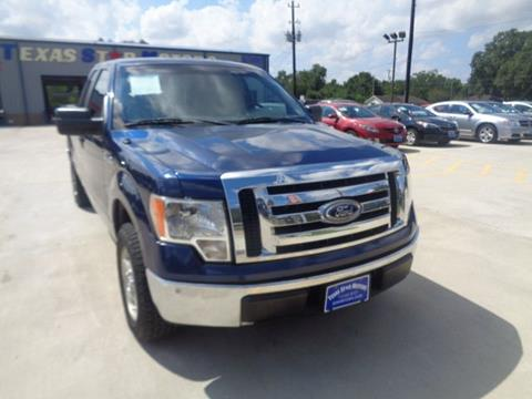 2010 Ford F-150 for sale in Houston, TX